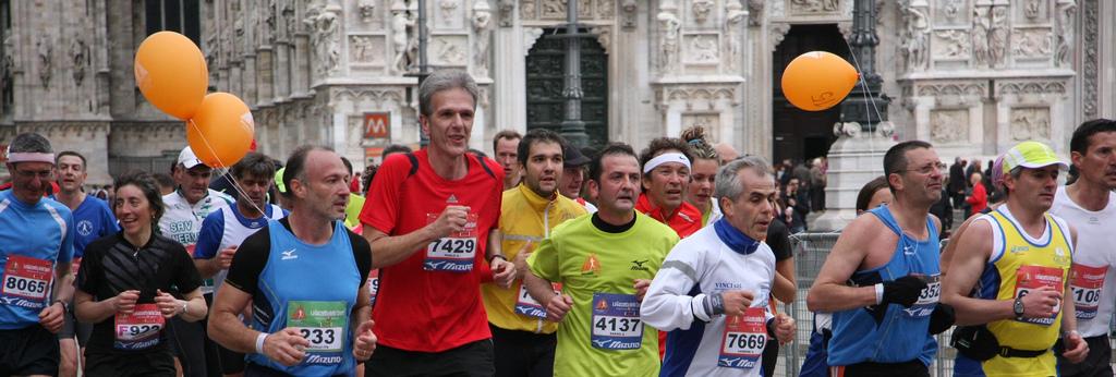 Milano City Marathon 2010